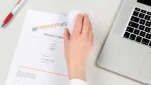 Digitales Markieren von Dokumenten